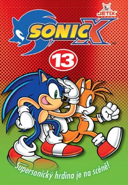 Sonic X 13 (DVD) (papírový obal)