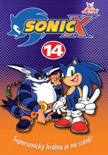 Sonic X 14 (DVD) (papírový obal)