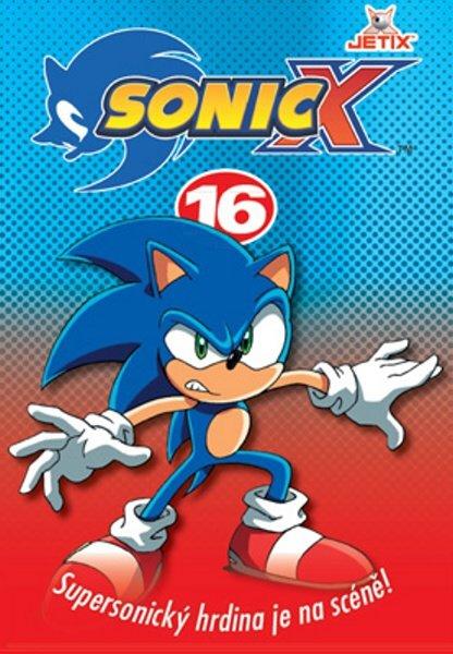 Sonic X 16 (DVD) (papírový obal)