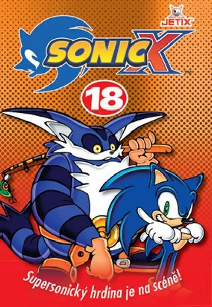 Sonic X 18 (DVD) (papírový obal)