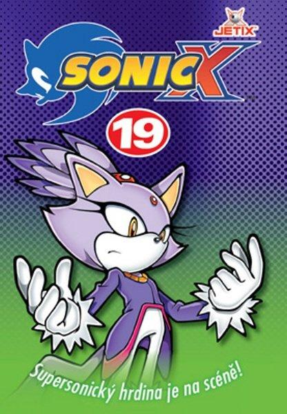 Sonic X 19 (DVD) (papírový obal)