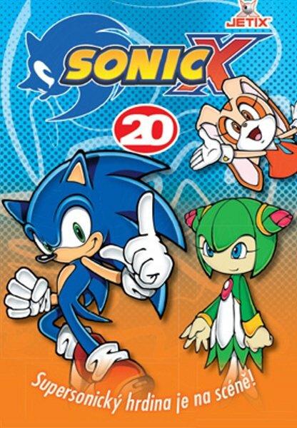 Sonic X 20 (DVD) (papírový obal)