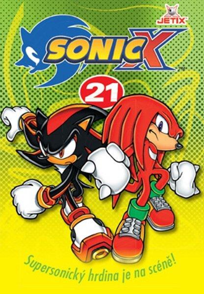 Sonic X 21 (DVD) (papírový obal)