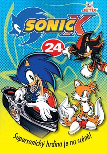 Sonic X 24 (DVD) (papírový obal)