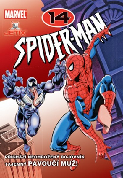 Spiderman 14 (DVD) (papírový obal)