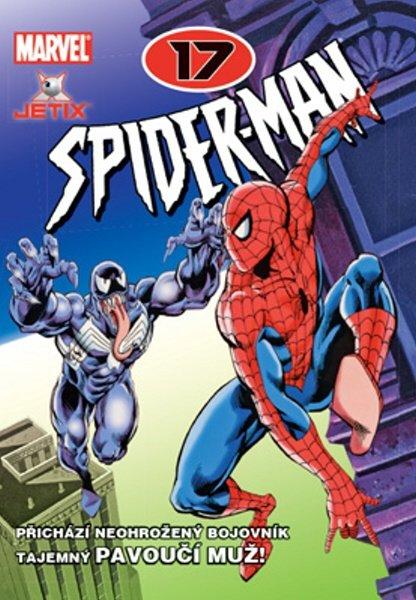Spiderman 17 (DVD) (papírový obal)