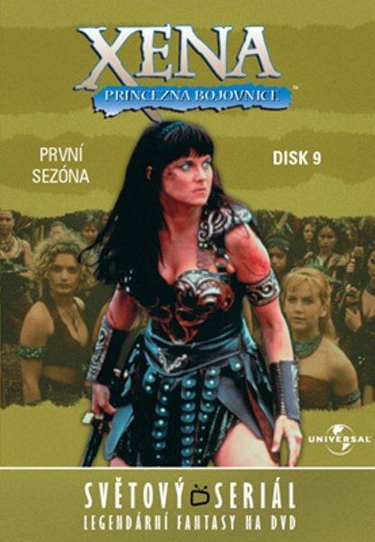 Xena 1/09 (DVD) (papírový obal)