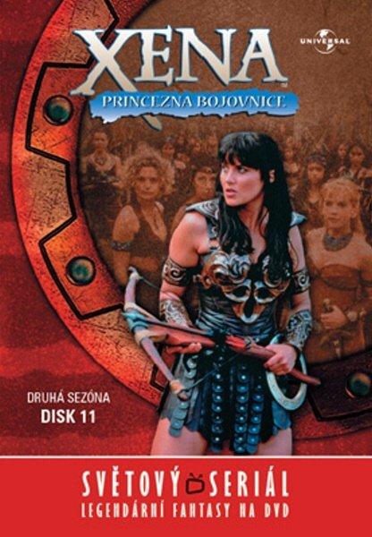 Xena 2/11 (DVD) (papírový obal)
