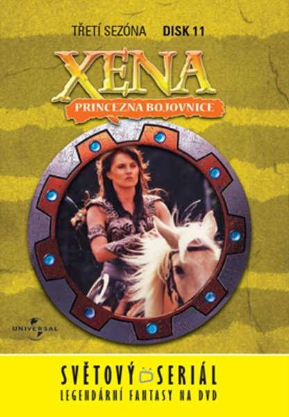 Xena 3/11 (DVD) (papírový obal)