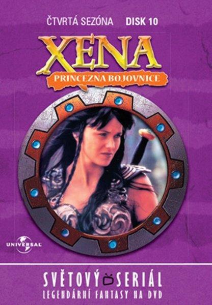 Xena 4/10 (DVD) (papírový obal)