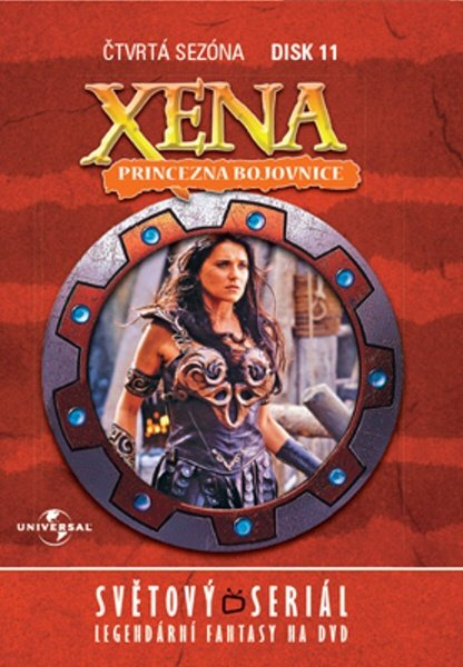 Xena 4/11 (DVD) (papírový obal)