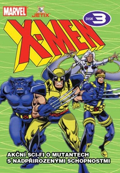 X-MEN 03 (DVD) (papírový obal)