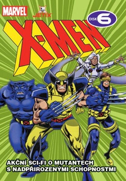 X-MEN 06 (DVD) (papírový obal)