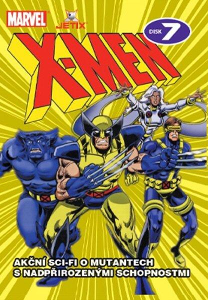 X-MEN 07 (DVD) (papírový obal)