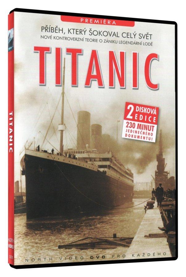 Titanic (2DVD) - dokumentární film