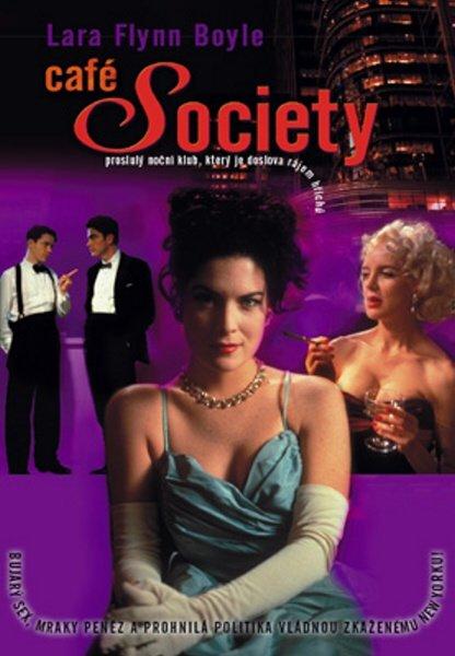 Café Society (DVD) (papírový obal)