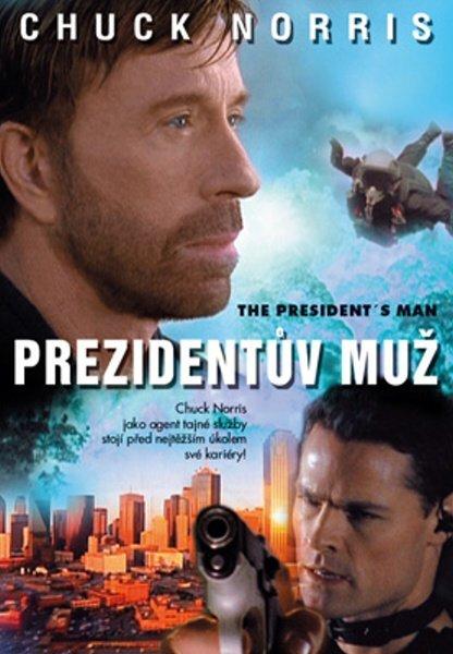 Prezidentův muž (DVD)