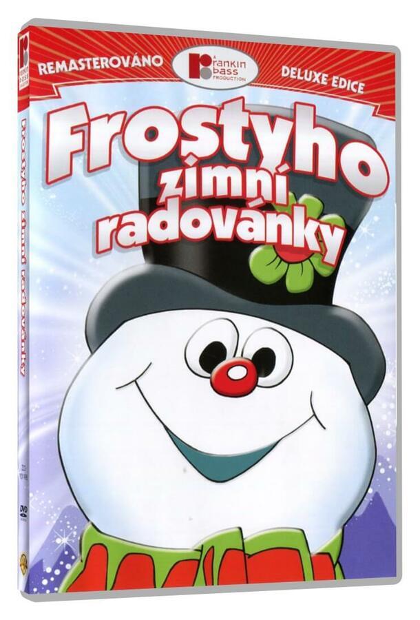 Frostyho zimní radovánky (DVD)