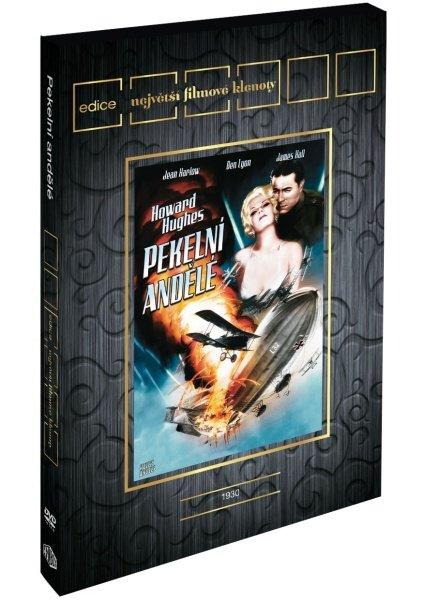 Pekelní andělé (DVD) - edice filmové klenoty