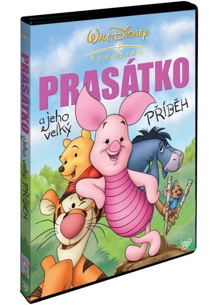 Prasátko a jeho velký příběh (DVD)