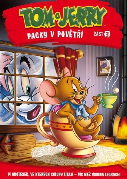 Tom a Jerry: Packy v povětří 3. část (DVD)