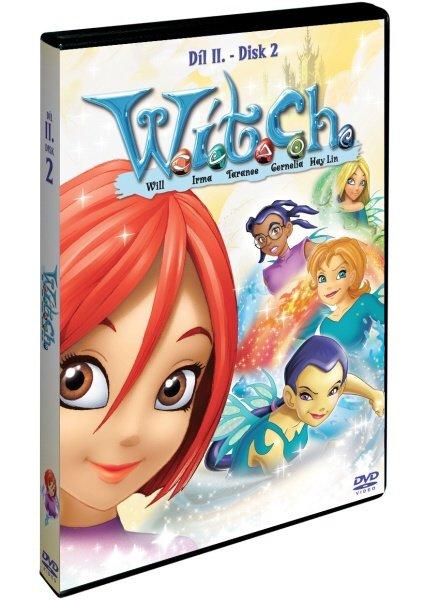 WITCH 2. sezóna - disk 2 (DVD)