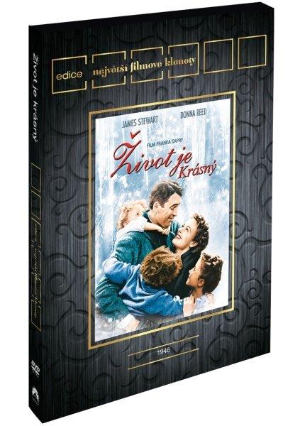 Život je krásný (DVD) (české titulky) - edice filmové klenoty