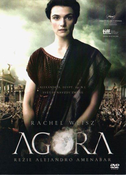 Agora (DVD) - digipack
