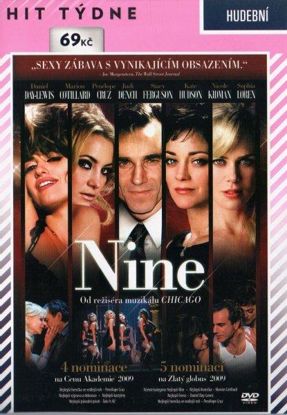 Nine (DVD) (papírový obal)