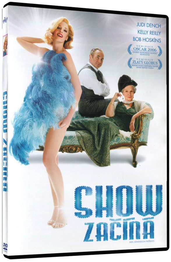Show začíná (DVD)
