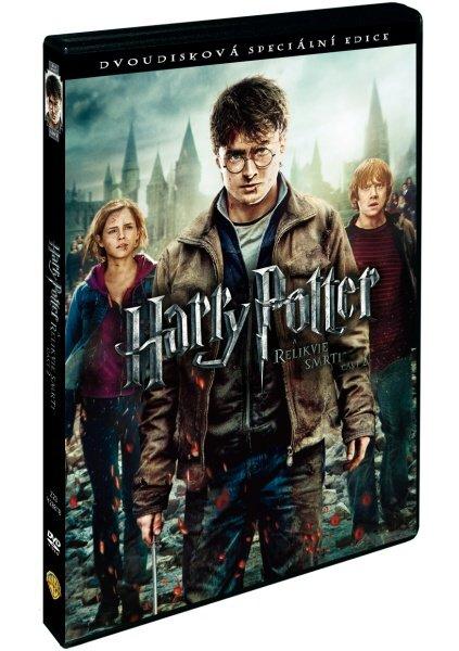 Harry Potter a Relikvie smrti - 2. část - 2xDVD
