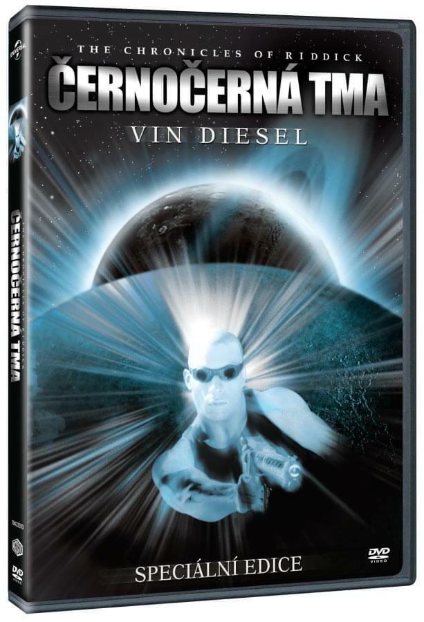 Černočerná tma (DVD)