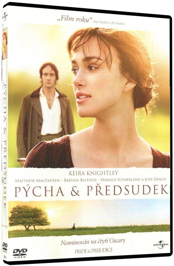 Pýcha a předsudek (DVD)