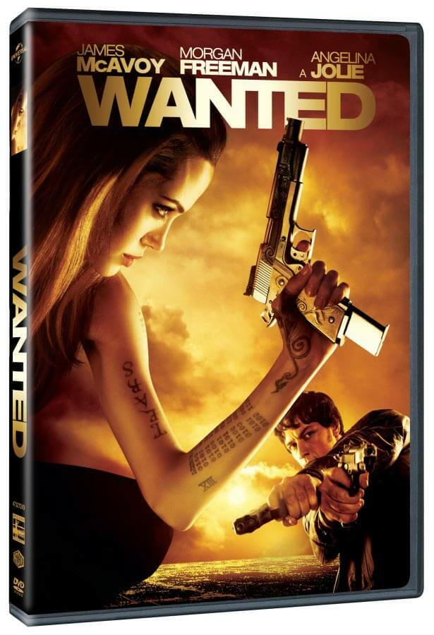 Wanted (Angelina Jolie) (DVD)