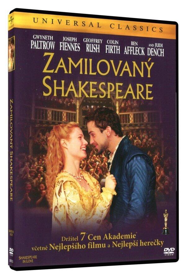 Zamilovaný Shakespeare (DVD) - edice kostýmní kolekce