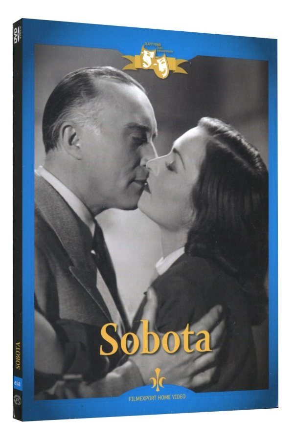 Sobota (DVD) - digipack