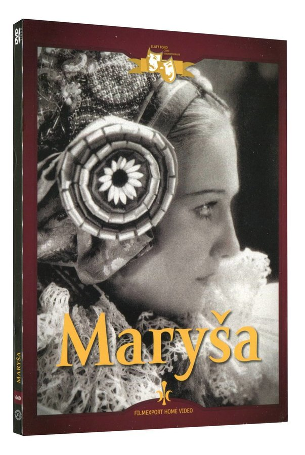 Maryša (DVD) - digipack