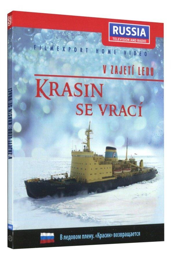 V zajetí ledu - Krasin se vrací (DVD)