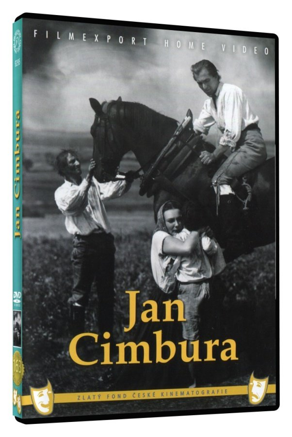 Jan Cimbura (DVD)