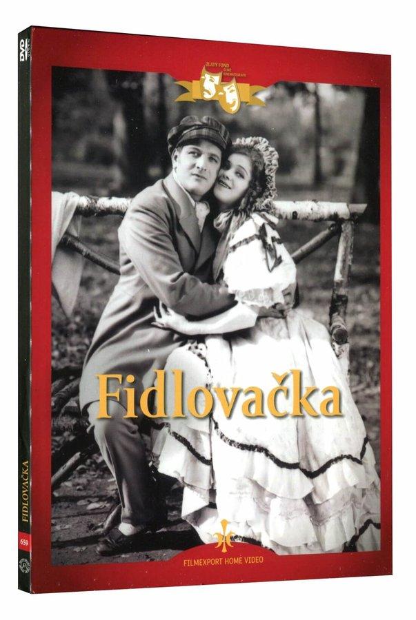 Fidlovačka (DVD) - digipack