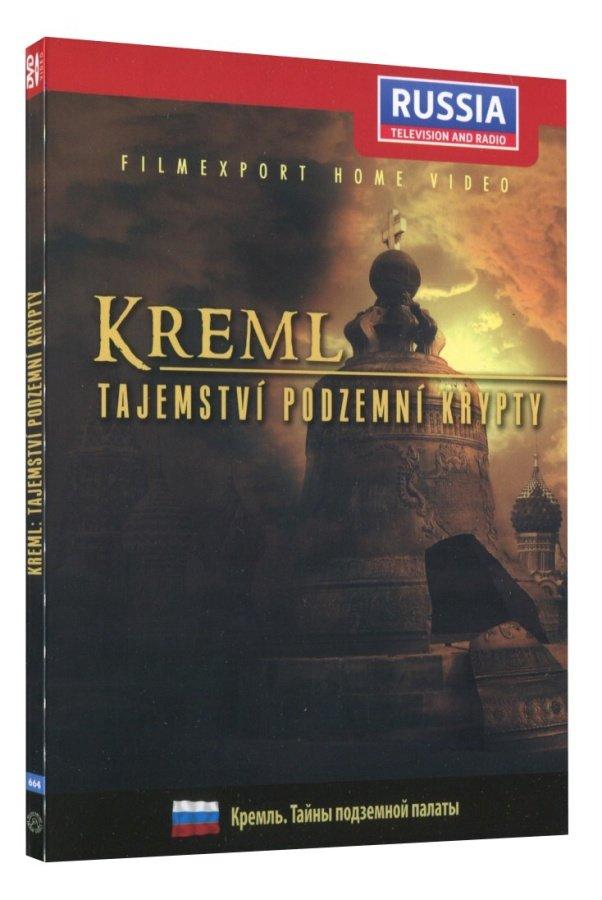 Kreml - Tajemství podzemní krypty (DVD)