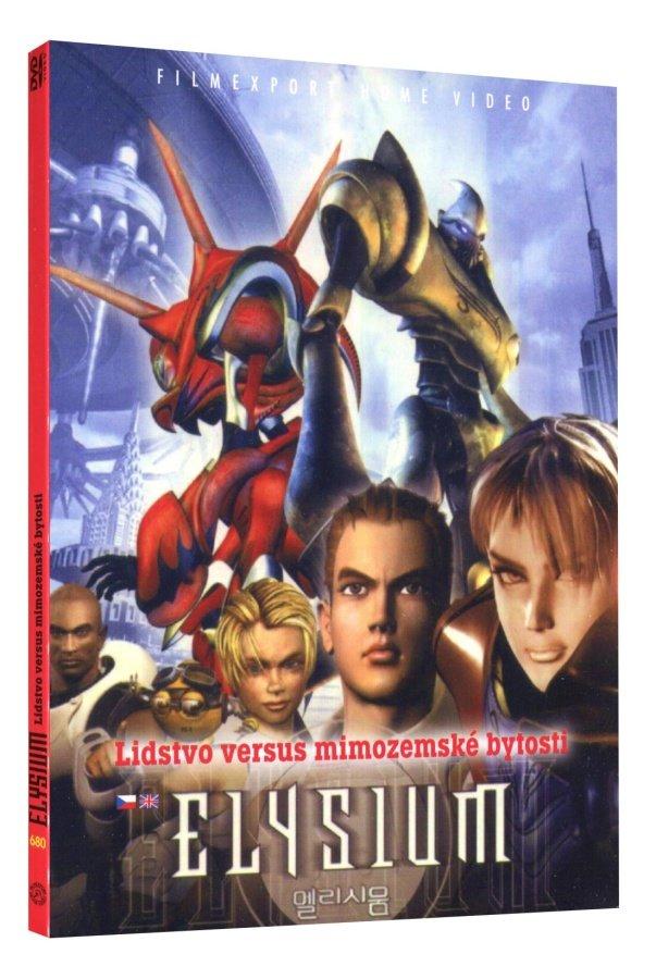 Elysium: Lidstvo versus mimozemské bytosti (DVD)