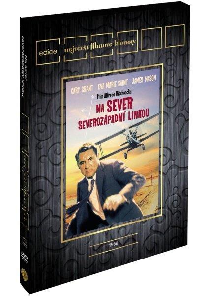 Na sever severozápadní linkou (DVD) - edice filmové klenoty