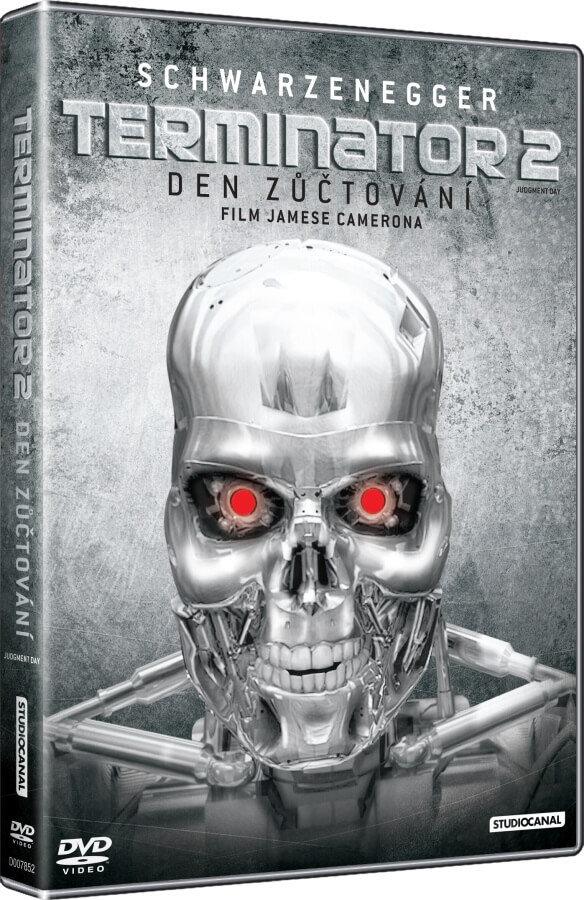 Terminator 2: Den zúčtování (DVD)