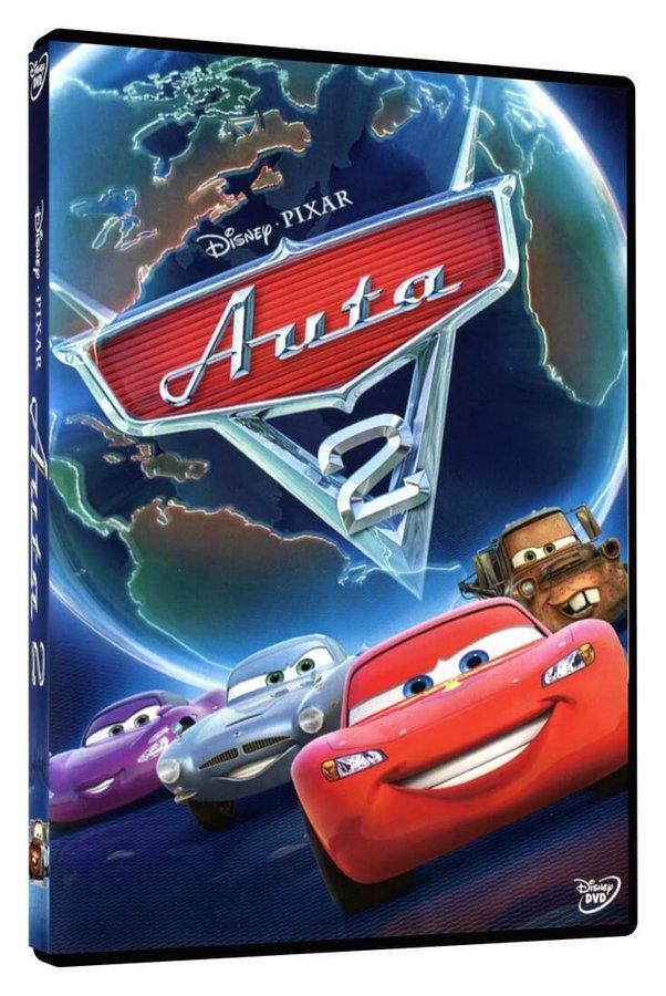 Auta 2 (DVD)