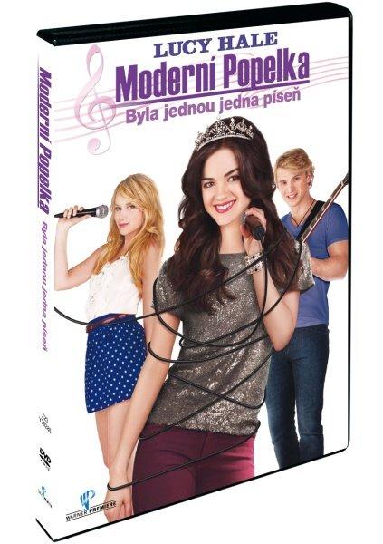 Moderní Popelka: Byla jednou jedna píseň (DVD)