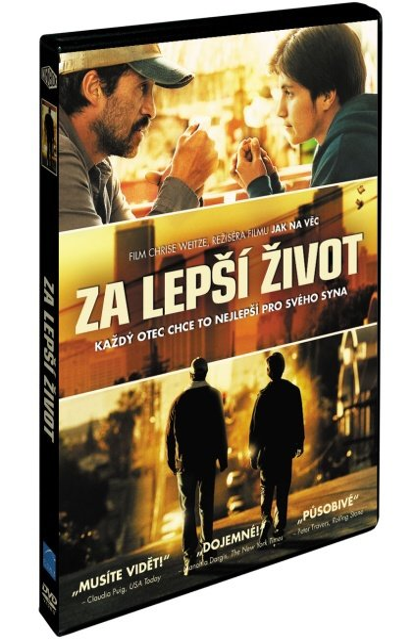 Za lepší život (DVD)