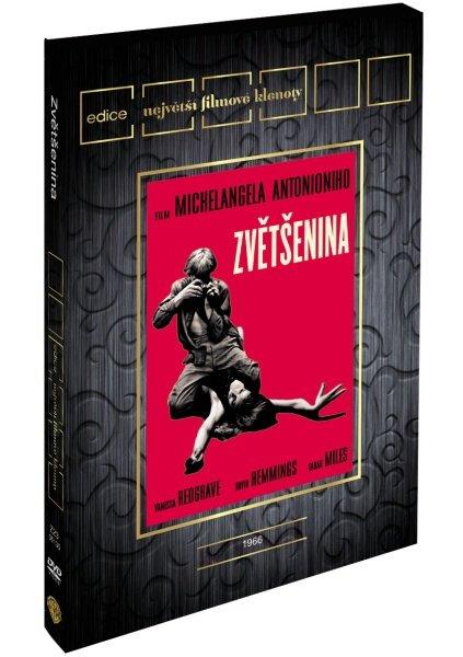 Zvětšenina (DVD) - edice filmové klenoty - české titulky