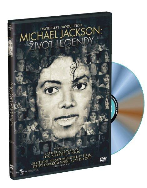 Michael Jackson: Život legendy (DVD)