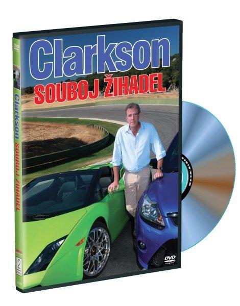 Clarkson: Souboj žihadel (DVD)